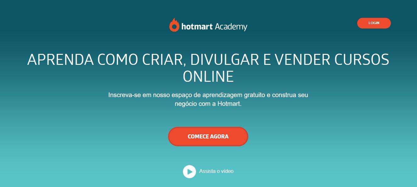 Estudar no hotmart academy - Como criar uma Conta na Hotmart para Ser Afiliado de Produtos Digitais