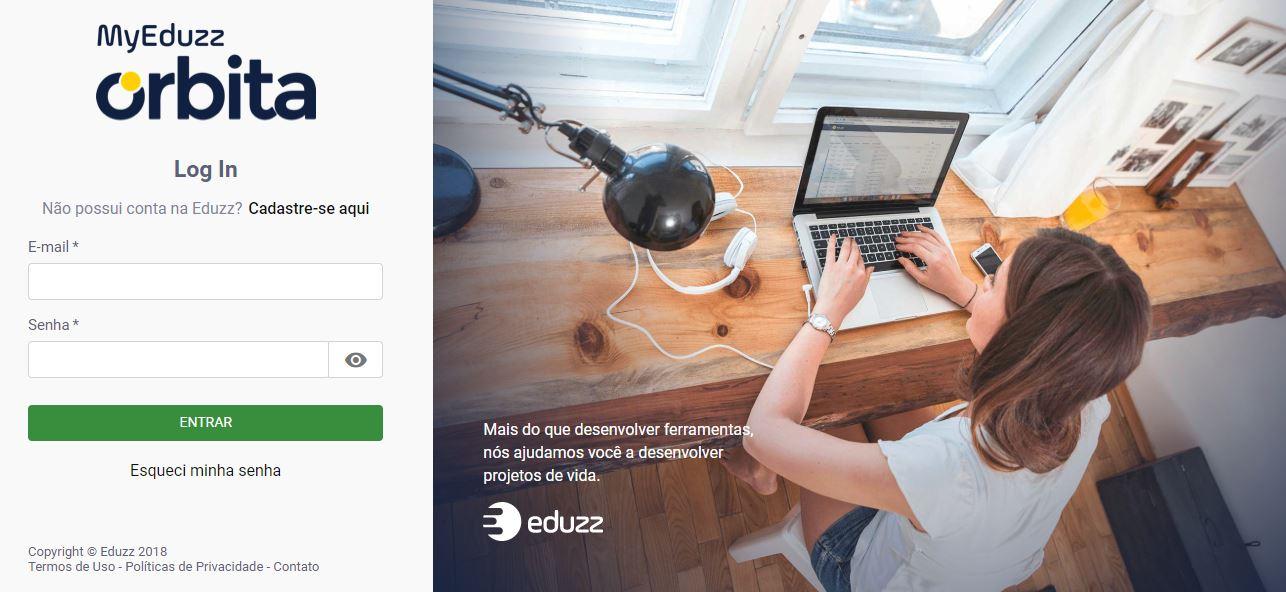 Página de cadastro na plataforma de afiliados Eduzz - Trabalhar Como Afiliado Iniciante e Fazer Muitas Vendas no Marketing Digital + 10 Passos PODEROSOS