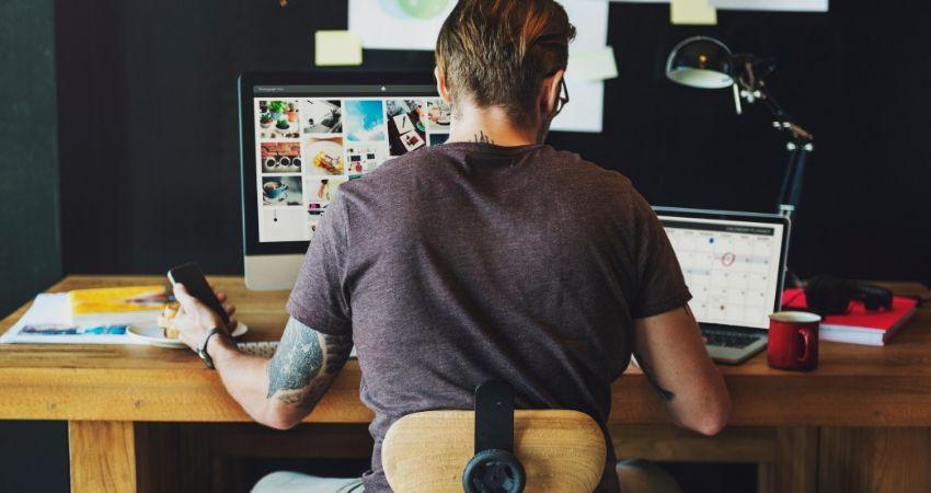 Trabalhar por conta própria com baixo investimento - Trabalhar Por Conta Própria Com Pouco Investimento no Marketing Digital Pela Internet