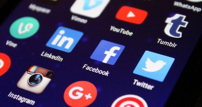 Usar redes sociais e conteúdo - Trabalhar Por Conta Própria Com Pouco Investimento no Marketing Digital Pela Internet