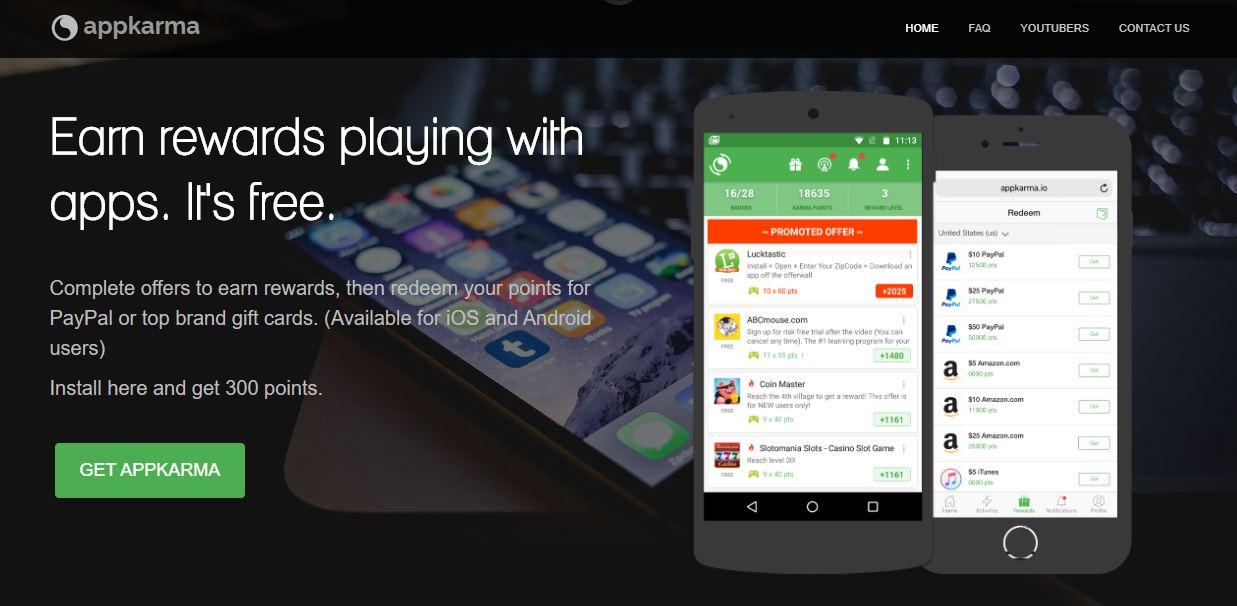 Appkarma aplicativo para ganhar dinheiro no PayPal - Como Ganhar Dinheiro no Paypal Todo Dia de Forma Fácil