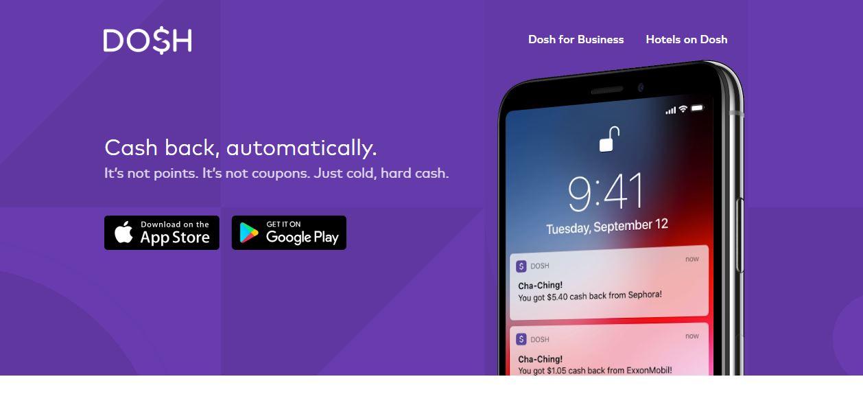 Dosh aplicativo de cash back - Como Ganhar Dinheiro no Paypal Todo Dia de Forma Fácil
