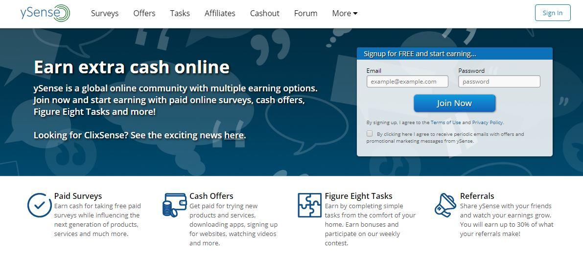 Ganhar dinheiro respondendo pesquisas remuneradas no ySense - Como Ganhar Dinheiro no Paypal Todo Dia de Forma Fácil