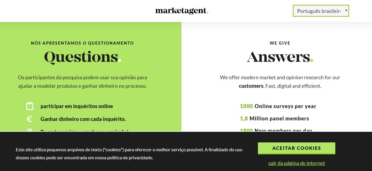maketagent app de pesquisas remuneradas online - Como Ganhar Dinheiro no Paypal Todo Dia de Forma Fácil