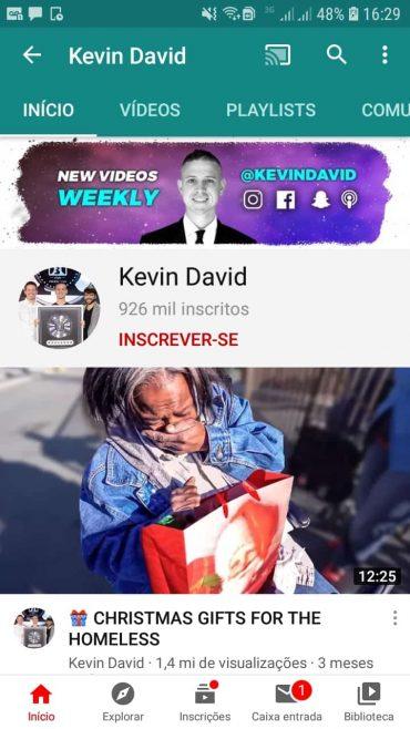 Exemplo de banner de capa para Youtube 370x658 - O Guia Definitivo Sobre o Tamanho da Capa do Youtube e Criação da Arte do Canal