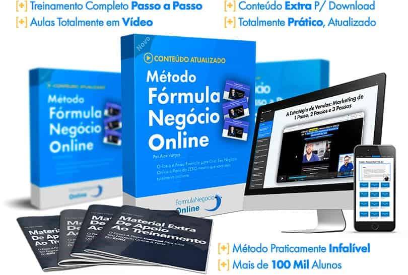 Fórmula Negócio Online: Como o Curso do Alex Vargas Gera Resultados Reais
